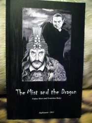 "Новый вампирский роман ""Туман и Дракон"" (The Mist and Dragon)"
