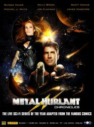 Джеймс Марстерс в Metal Hurlant Chronicles