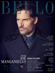 Джо Манганьелло для Bella Magazine