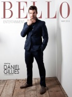 Клэр Холт и Даниэл Гиллис для Bello Magazine