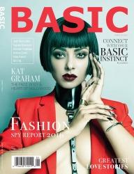 Кэт Грэхем для Basic Magazine